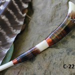 C-22 Feather wrapped $100